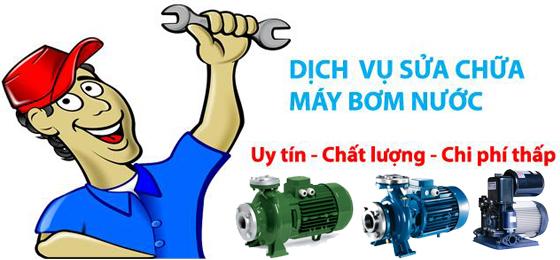 Thay cánh quạt máy bơm nước tại Hà Nội