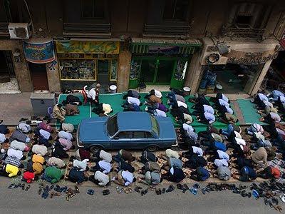Salaate Jama'ah, Cairo