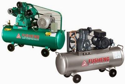 Cùng tìm hiểu các loại máy nén khí thông dụng nhất hiện nay