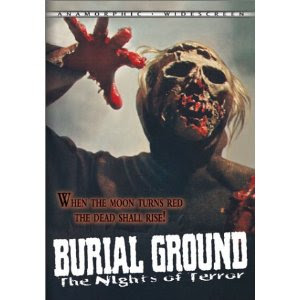 Burial Ground DVD cover and Amazon link