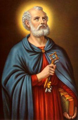 Imagen de San Pedro, el Apóstol