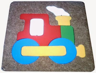 Game Puzzle Kereta Api
