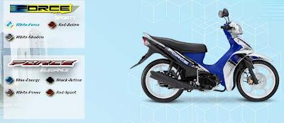 Yamaha Force Motor Baru Dari Yamaha