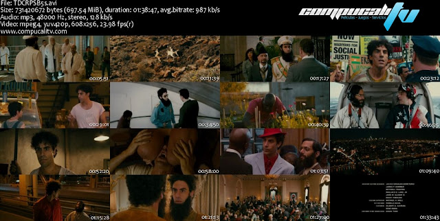 El Dictador DVDRip Subtitulos Español Latino 1 Link 2012