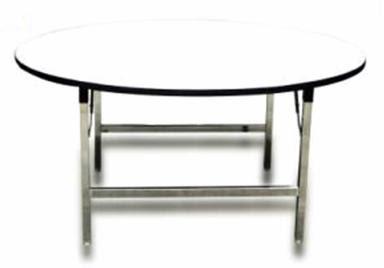 โต๊ะกลม โต๊ะจีน โต๊ะกลมจัดเลี้ยง โต๊ะกลมพับครึ่งมีล้อ