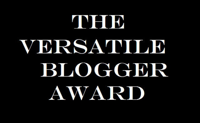 the versatile blogger award rules nominations