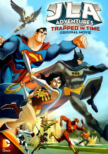 As Aventuras da Liga da Justiça: Armadilha do Tempo DVDRip XviD Dual Áudio – Torrent