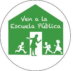 ESTOY ORGULLOS@ DE ESTAR EN LA ESCUELA PÚBLICA
