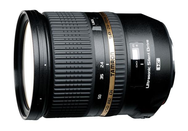 tamron 24-70mm f/2.8 vc usd
