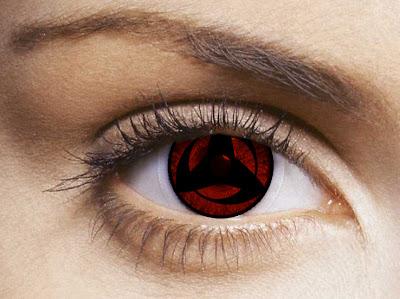 12x Membuat Mata Sharingan dengan photoshop
