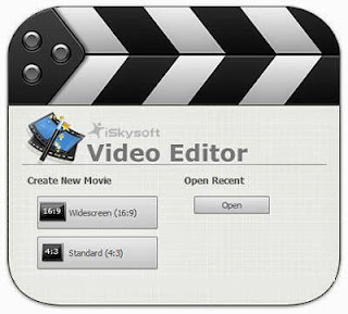 iSkysoft Video Editor Serial Key Free 4 Windows or Mac