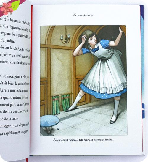 Alice au pays des merveilles - Usborne