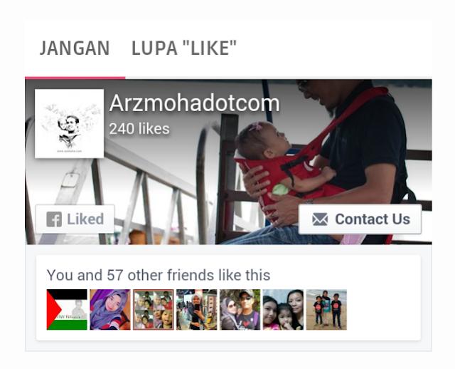 tutorial cara pasang facebook page di blog, cara letak facebook page di blog,