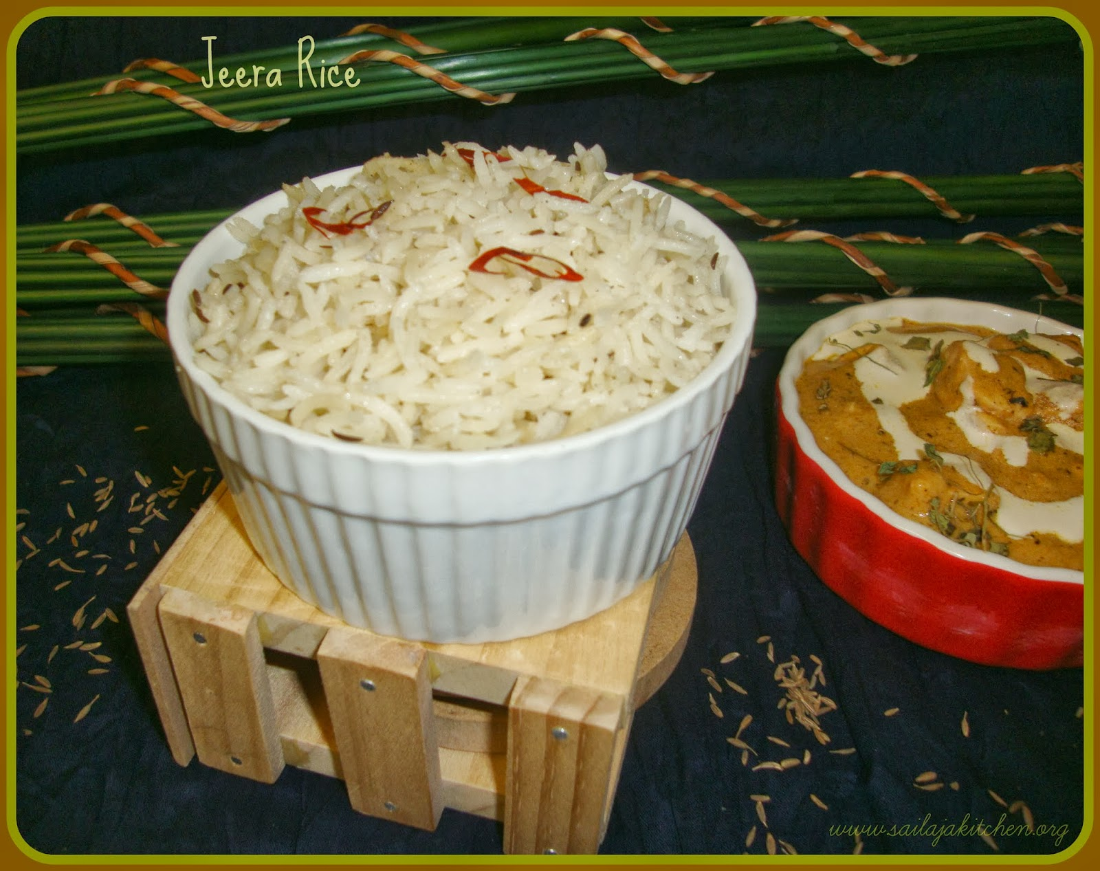 how to make simple jeera rice