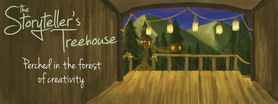 The Storyteller's Treehouse