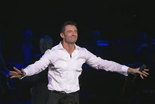 Actor Hugh Jackman will camp the role of Houdini on Broadway