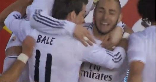 Real Madrid Juara Copa Del Rey 2014