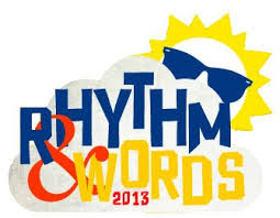 Rhythm and Words 6/8/13