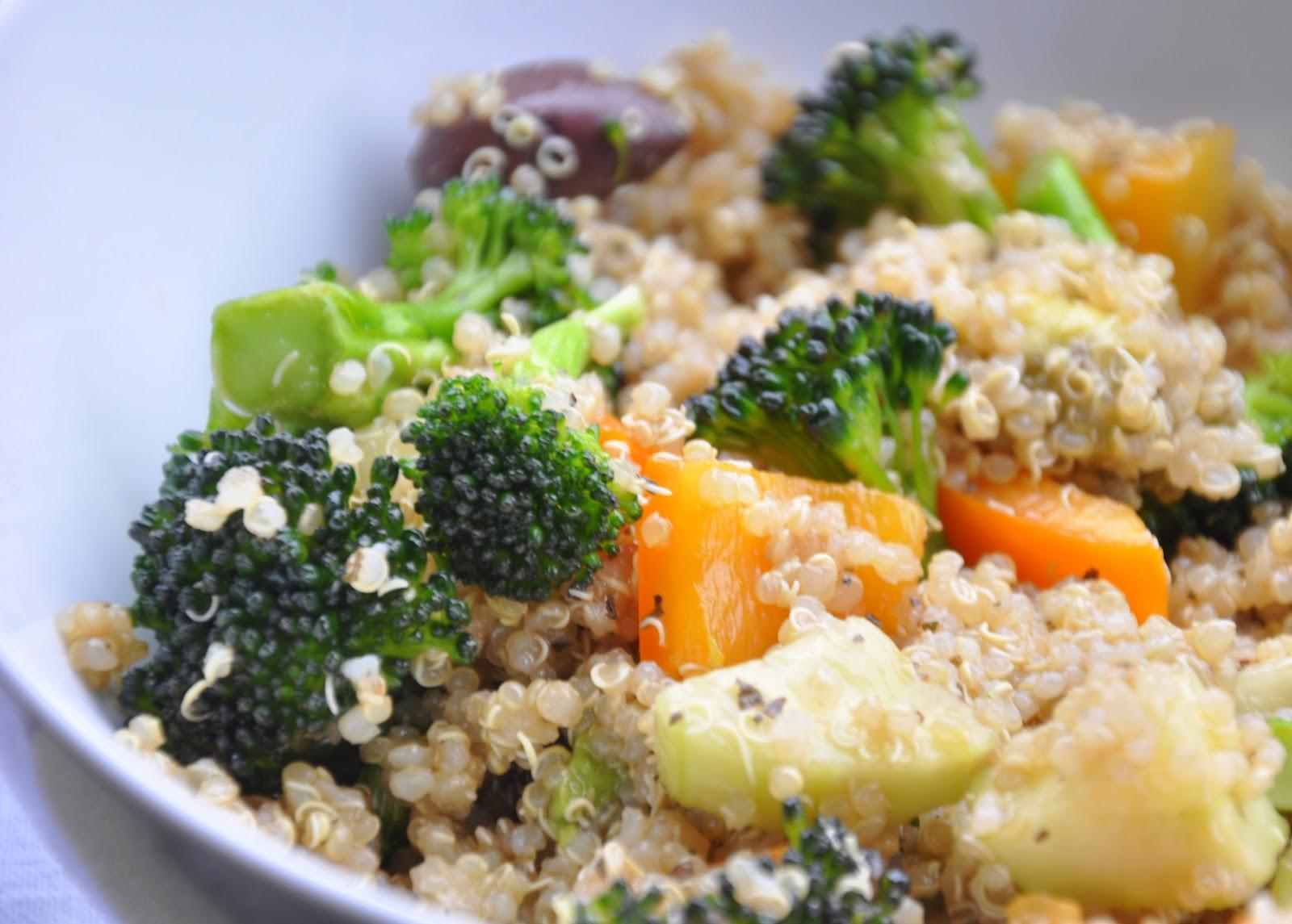 Whole free kitchen sink quinoa salad workwithnaturefo