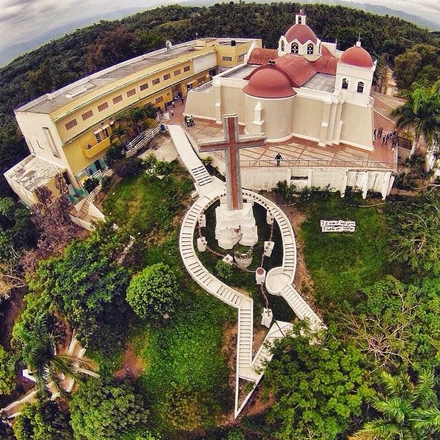 Santo Cerro, La Vega visitar Semana Santa