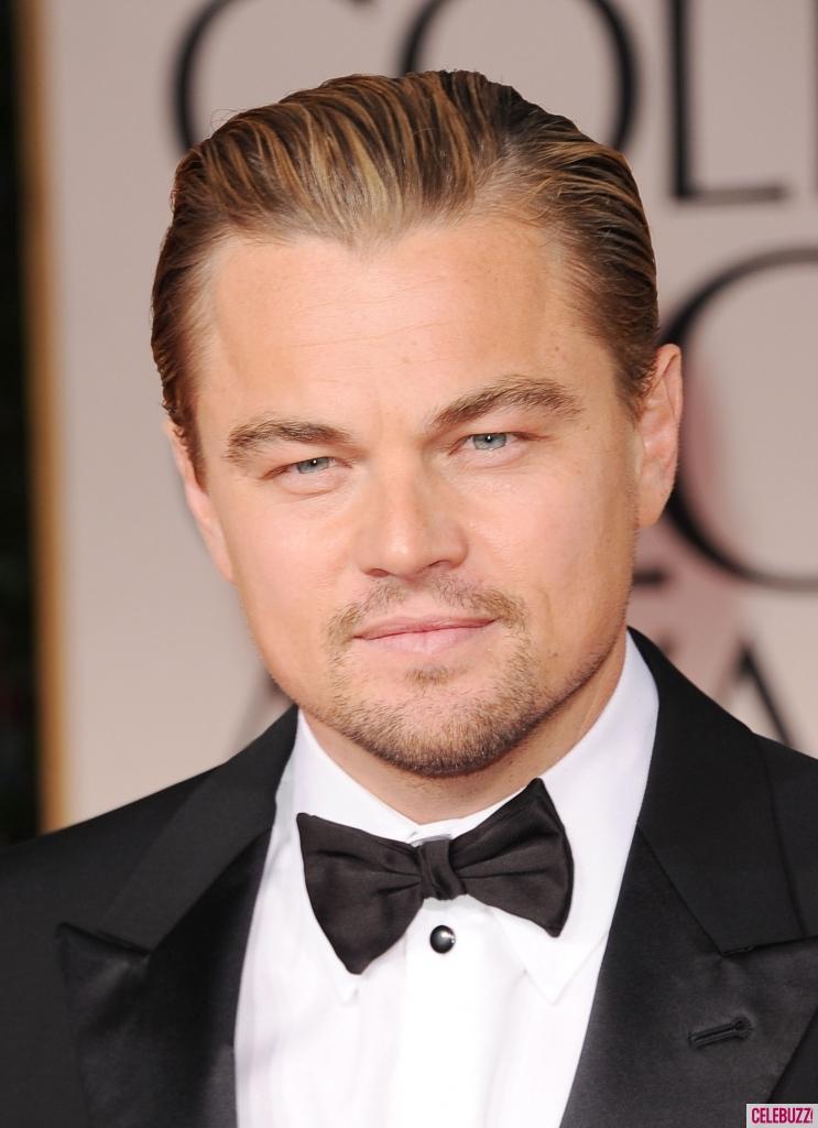 Fashion Amp Style Leonardo Dicaprio New Hair Styles