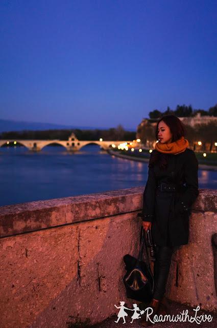 Honeymoon, review, france, ทริป, รีวิว, ฮันนีมูน, avignon, อาวิญอง,สะพาน