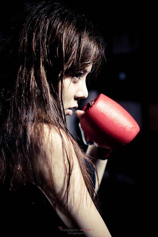 Kim Na Na Boxing