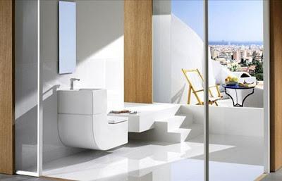 baño compacto