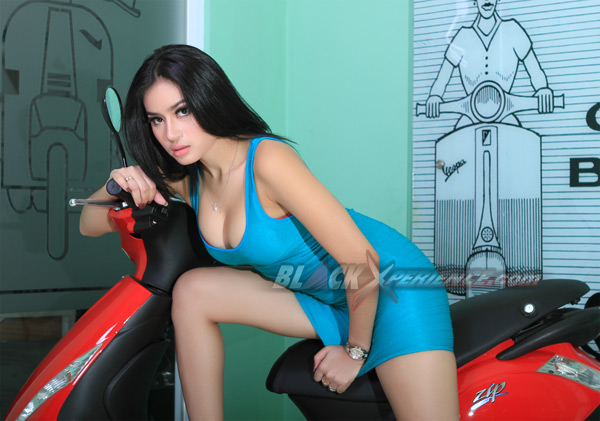 Foto Hot Model Sexy BlackXperience, Angel Aqilla - Ada Yang Asik