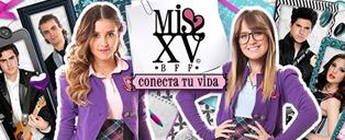 MISS XV SOLO EN TIERRA NICK