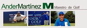 Escuela Ander Martínez. Maestro de Golf