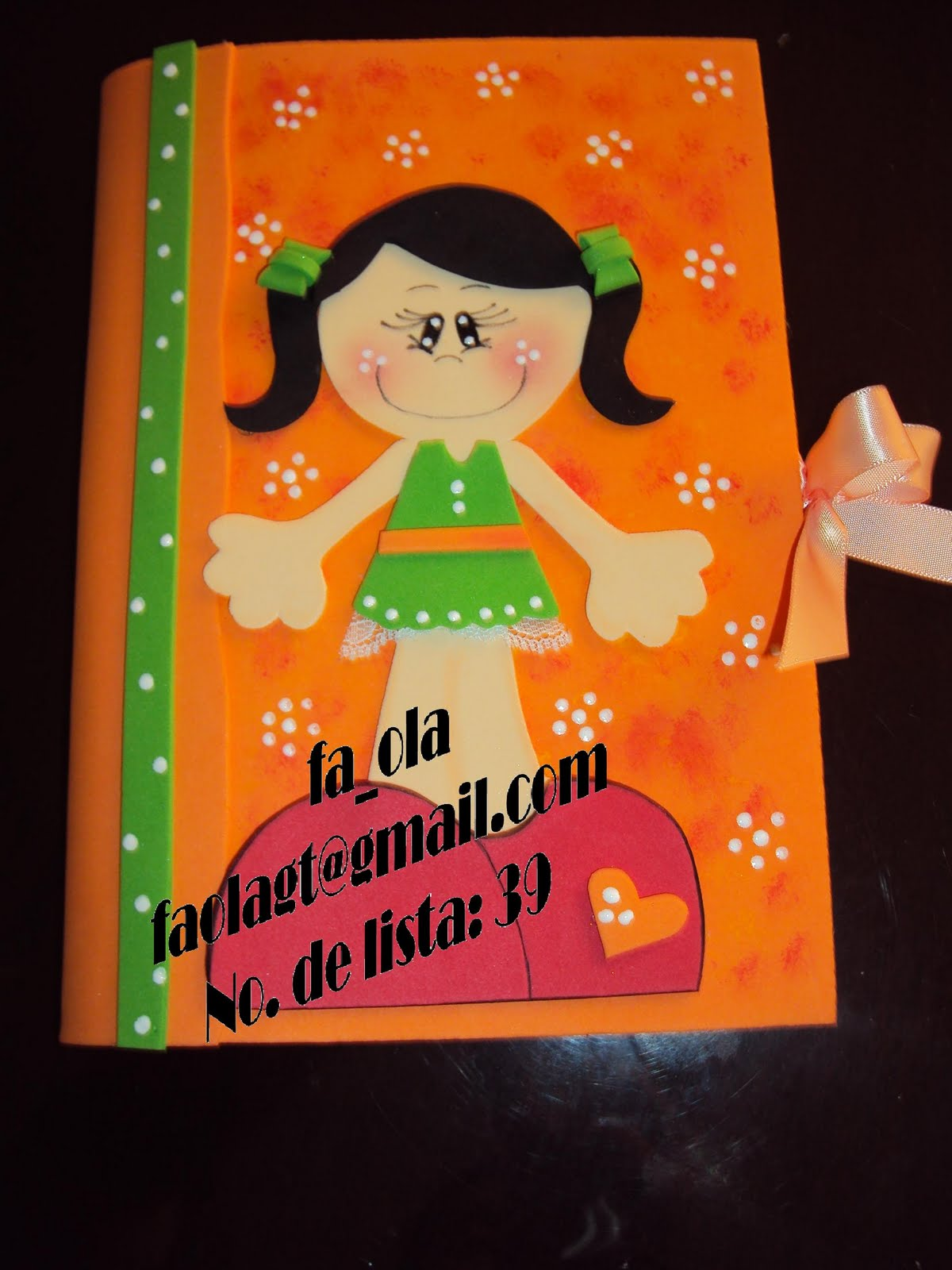 Mis Cuadernos Decorados Con Foamy Graffiti
