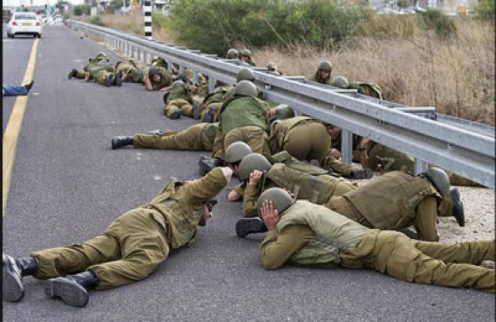 الجيش الإسرائيلي يطلب من غزة إبرام