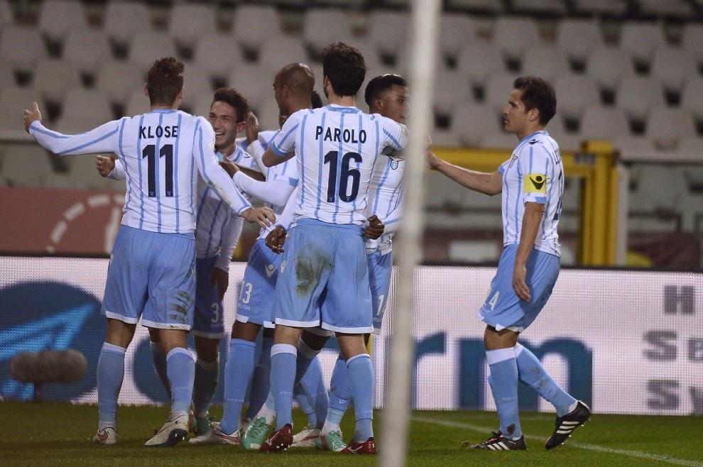 TARUHAN ONLINE : Goal Felipe Anderson Membawa Kemenangan Bagi Lazio ( 2 - 0 )