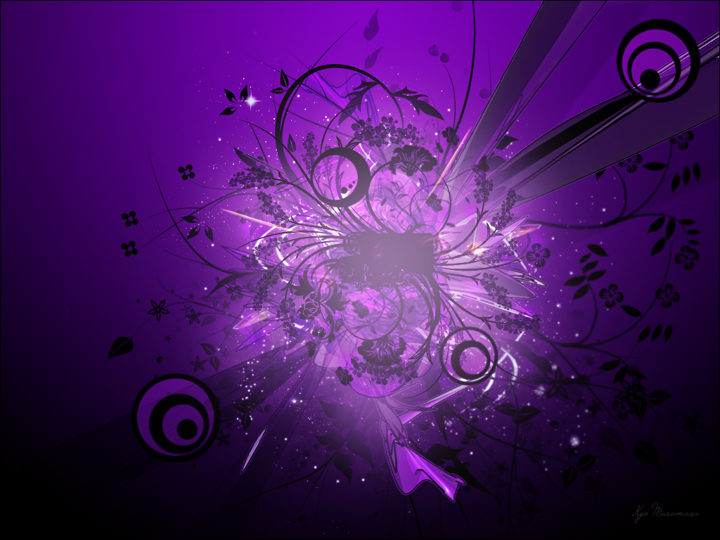 Purple Abstract Wallpaper | Top HD Wallpapers