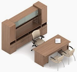 Executive Furniture Set