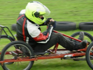 SCA Bandit at the Screwfix GoKart Rally