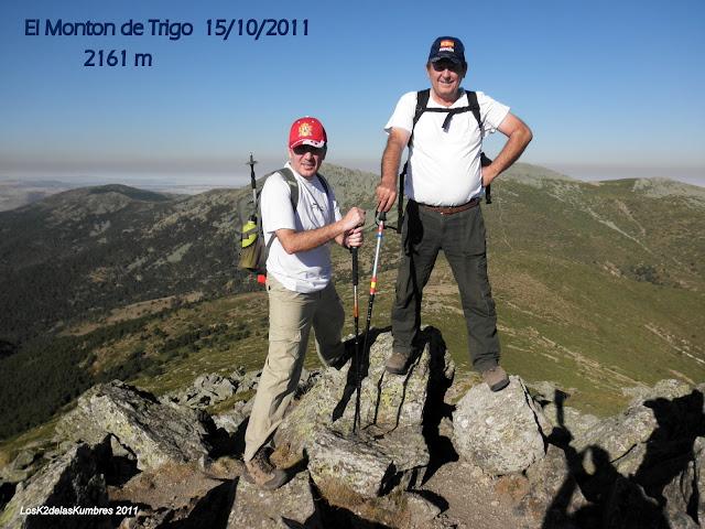 Cumbre Monton de Trigo