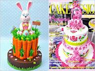 Il mio ultimo tutorial sulla rivista  Cake Design