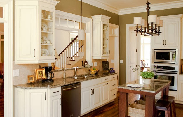 kitchen wall paint colors with cream cabinets jpg