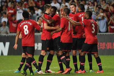Manchester United v Kitchee FC