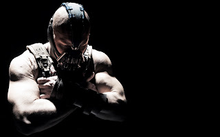 Bane in Dark The Dark Knight Rises HD Wallpaper