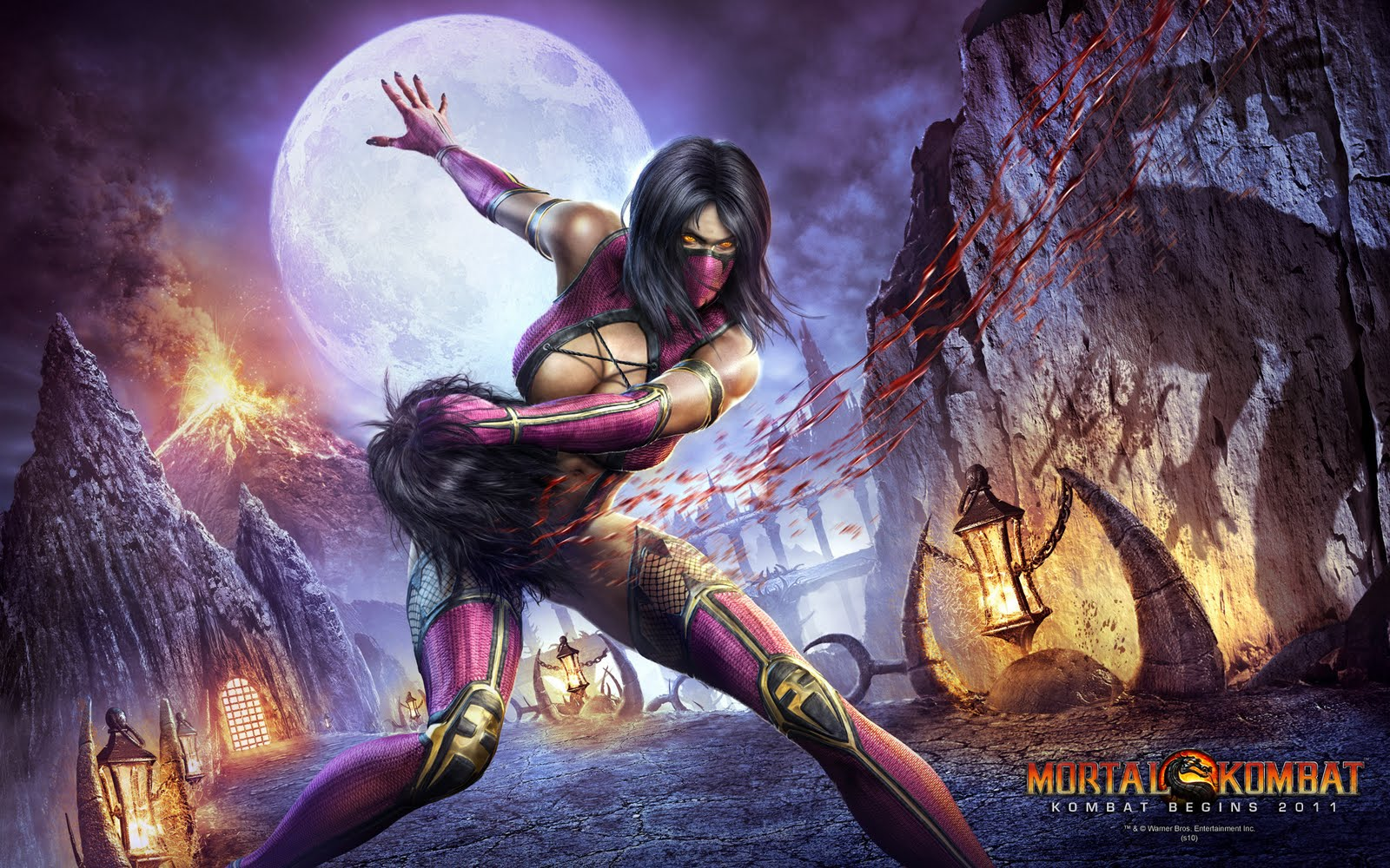Mortal kombat HD & Widescreen Wallpaper 0.798937545018252