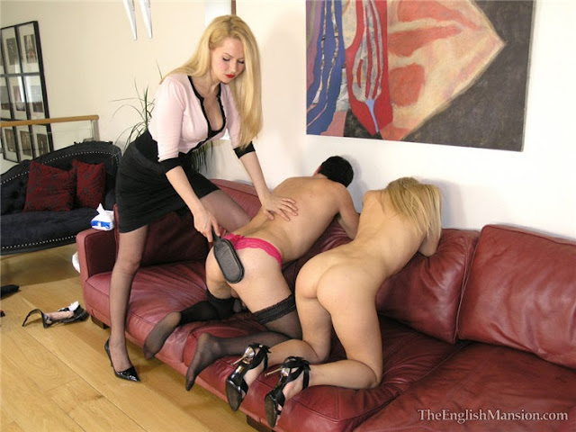 slaves punished by goddess
