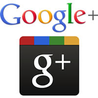 Official Google+ Logo