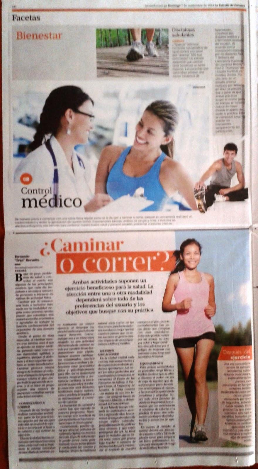 Running in Panama