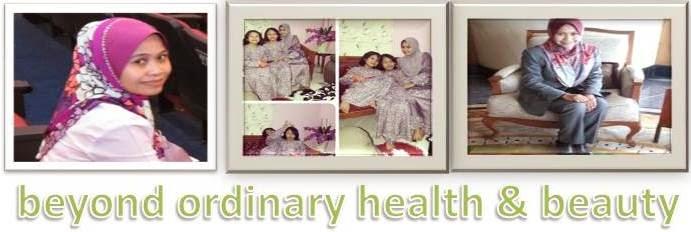 beyond ordinary health & beauty