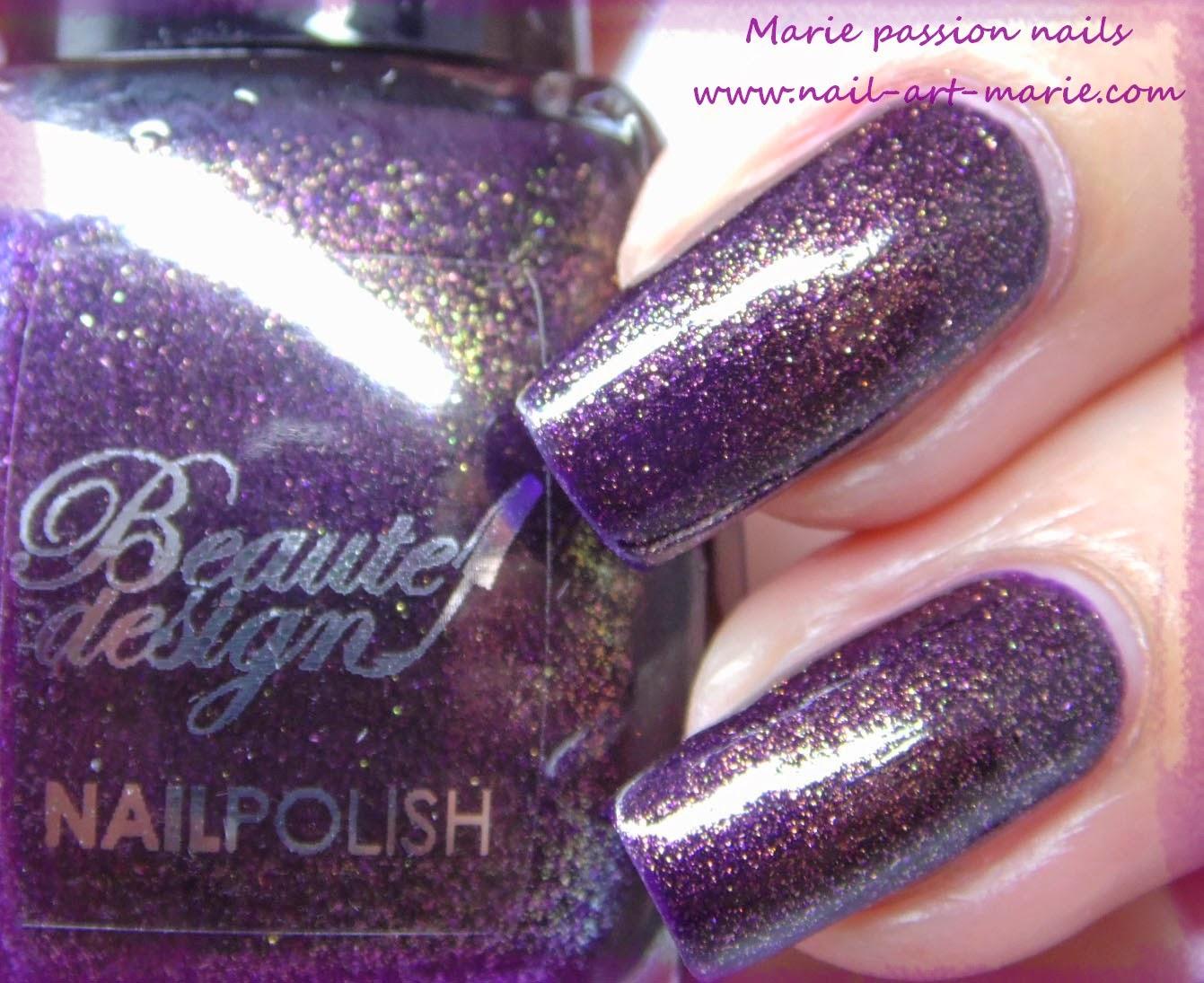 Beautedesign Violet Métallisé5