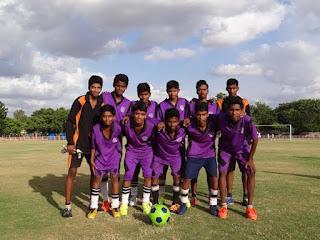 U-18 Rural Development Trust's (RDT) Anantapur Sports Academy (ASA)