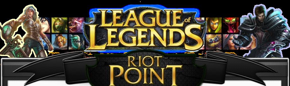 League of Legends riot point generator 2015